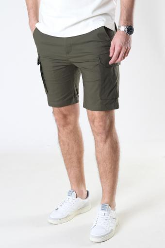 Milano Ripstop Stretch Shorts Army