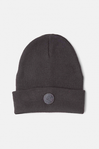 Beanie recycled Charcoal
