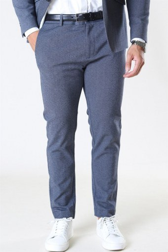 Milano Jersey Pants Denim Melange
