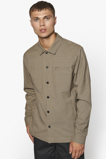 Brenti Bleek Shirt Brown