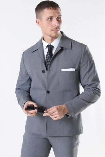 Carlo Flex Structure Grey Melange