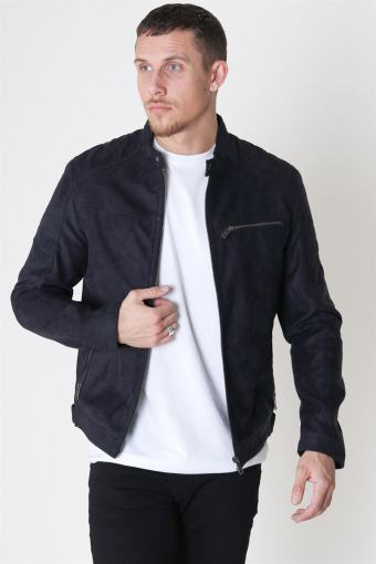 Jack & Jones Rocky Jacka Jet Black