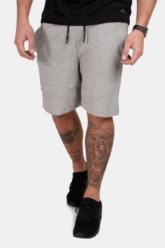 Klockaban Classics TB1586 Interlock Sweatshorts Grey