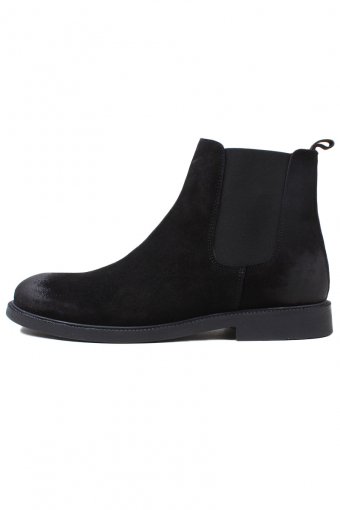 Matt Boots Mocka Black
