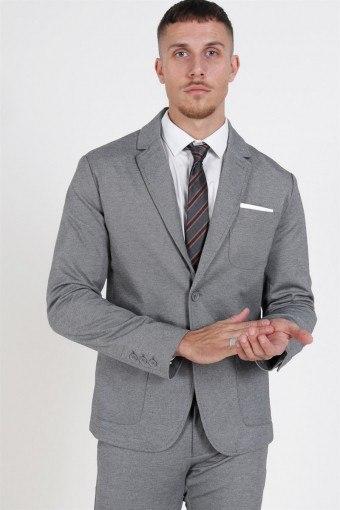 Mark Kavaj Medium Grey Melange