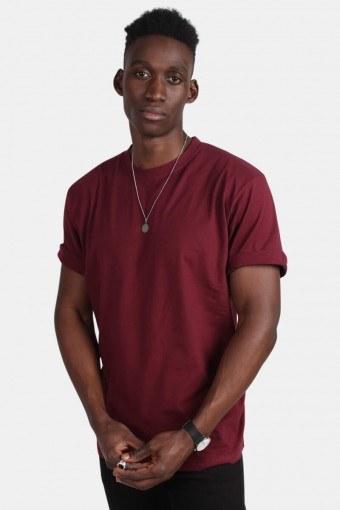 Oversize T-shirt BKlockagundy
