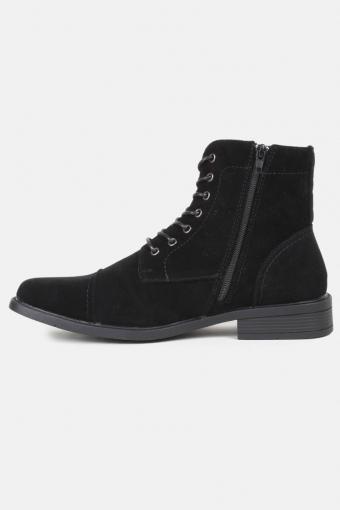 Boots Mocka Black