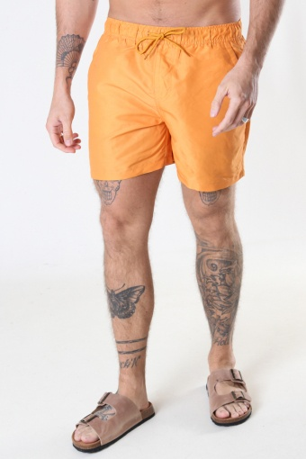 Swim Shorts Pale Orange
