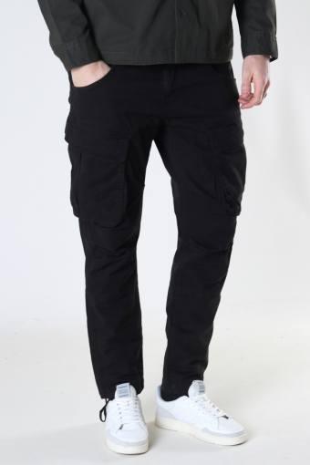 Rufo Cargo Pants Black
