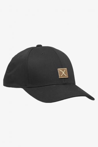 Logo Cap Black / Khaki