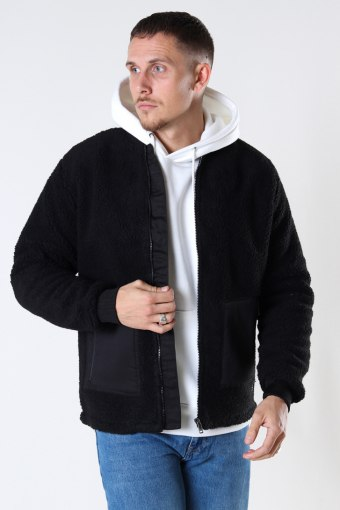 SDVig bomber jacket Black
