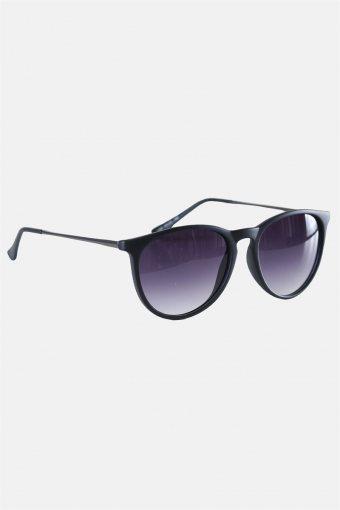 Fashion 1395 Solgasögon Black/Gun Grey Gradient Lens