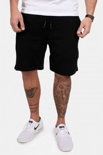 Klockaban Classics TB1586 Interlock Sweatshorts Black