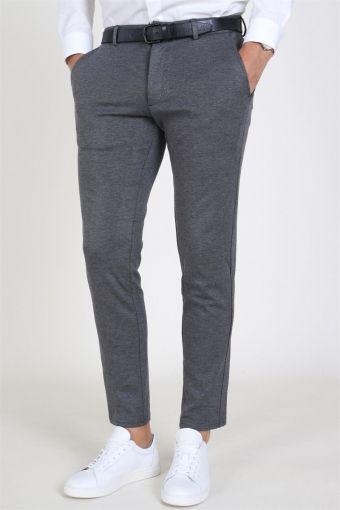 Marco Phil Jersey Pants Grey Melange