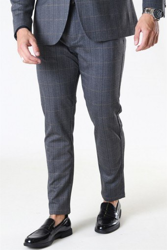 Milano Sean Pants Grey Check