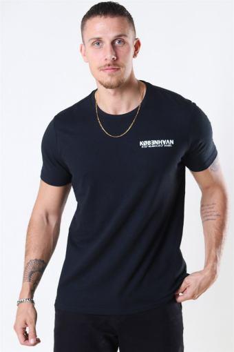 Matti SS T-Shirt Black