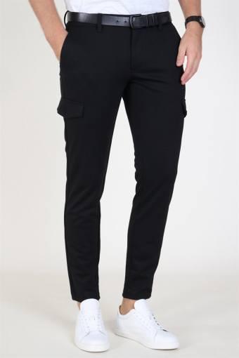 Mark Cargopants Black