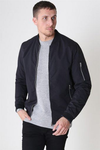 Jack & Jones Rush BomberJacka Black