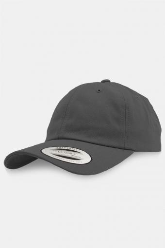 Flexfit Low Profile Cotton Twill Baseball Keps Silver