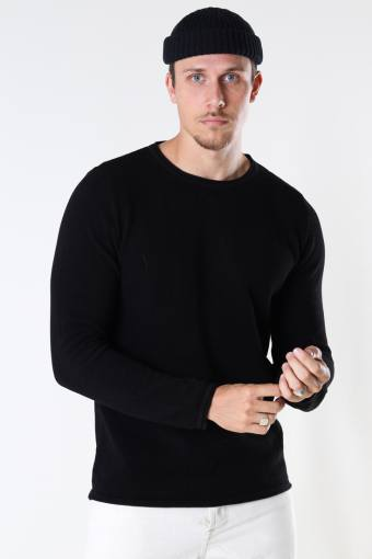 Pep Cotton knit Black