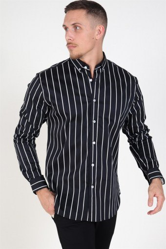 Sälen 129 L/S Skjorta Black