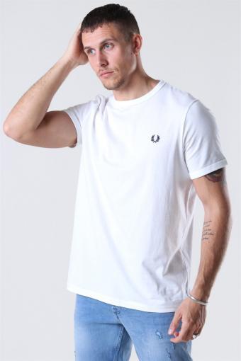 Ringaer T-shirt White