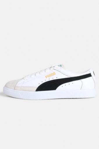 Basket Sneakers White/Black