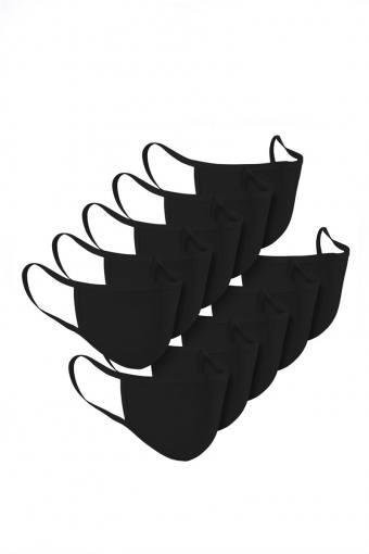 Munstycke 10-Pack Black