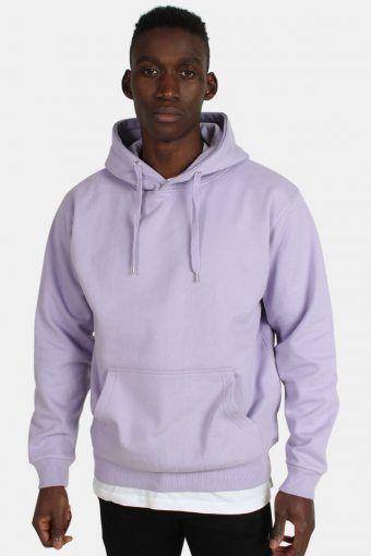 Hooded Tröja Lavender