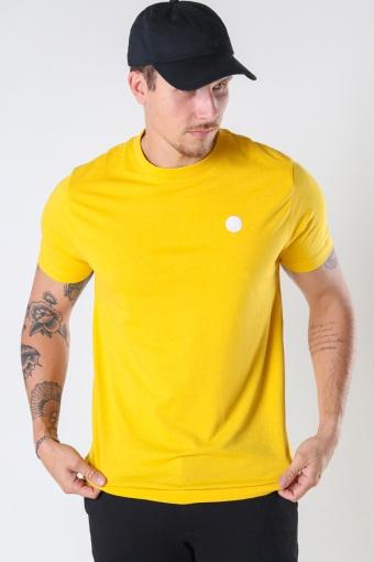 Timmi Organic/Recycled tee Yellow