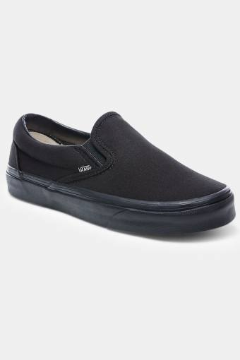 Classic Slip-On Sneakers Black/Black