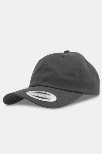 Flexfit Low Profile Cotton Twill Baseball Keps Dark Grey