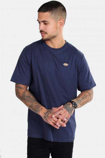 Stockdale T-shirt Men Navy Blue