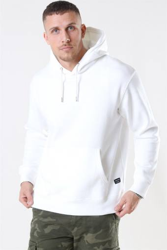 Soft Sweat Hood White