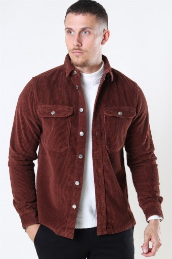 Hagdi Corderoy Overshirt
