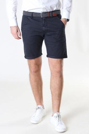 Louis Black Shorts inkl. Bälte
