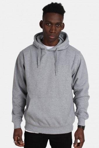Hooded Tröja Oxford Grey