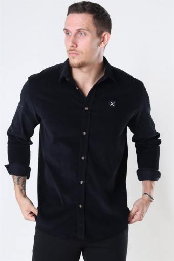 CordKlockaoy Shirt LS Black