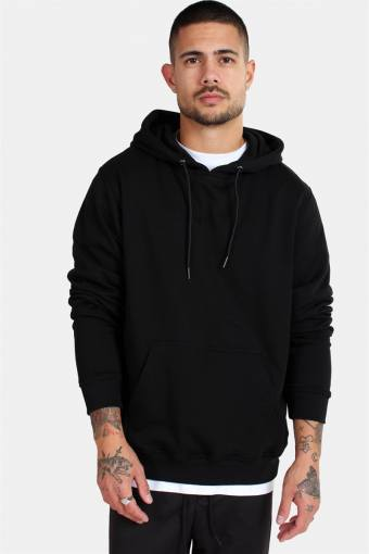 Klockaban Classics TB2392 Basic Terry Hoodie Black