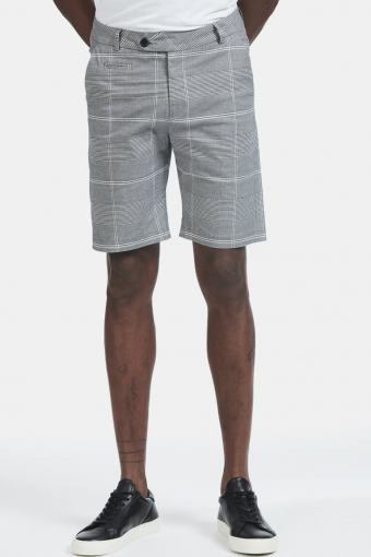 Lugano Shorts Grey/Black