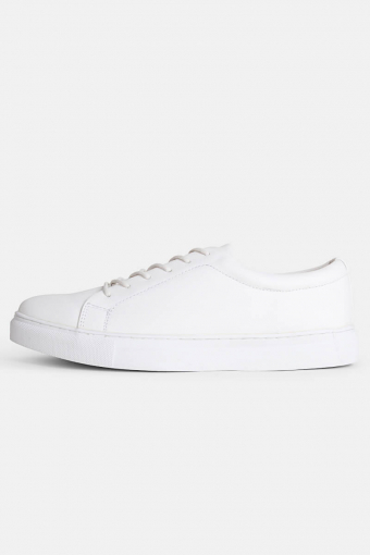 Beckenbauer Low Sneakers White/White