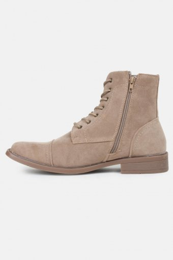 Boots Mocka Taupe