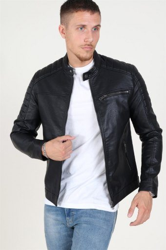 Jack & Jones Rocky Jacka Black
