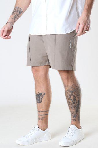 Hansi Track Shorts Sand