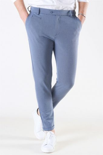 Como Light Suit Pants Provincial Blue