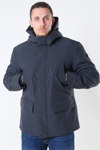 Mads Technical Warm Parka Jacka Grey