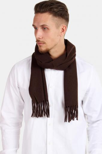 Bologna Lambswoll HalsScarf Brown