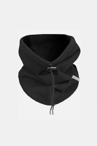 Klockaban Classics TB1686 Polar Fleece Neck Gaiter Black