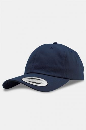 Flexfit Low Profile Cotton Twill Baseball Keps Navy