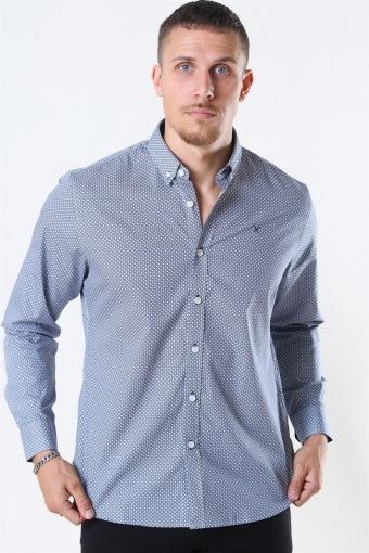 Siena Skjorta 05 Blue